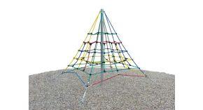 La pyramide de cordes 2.5m