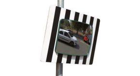 Miroir voirie (a usage domaine public)