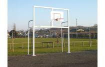 Combine multi sport ht cercle 2.60m ou 3.05m filet polypro à sceller