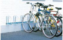 Range vélos mural
